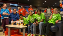 Finish Line Youth Foundation Bowl for Kids